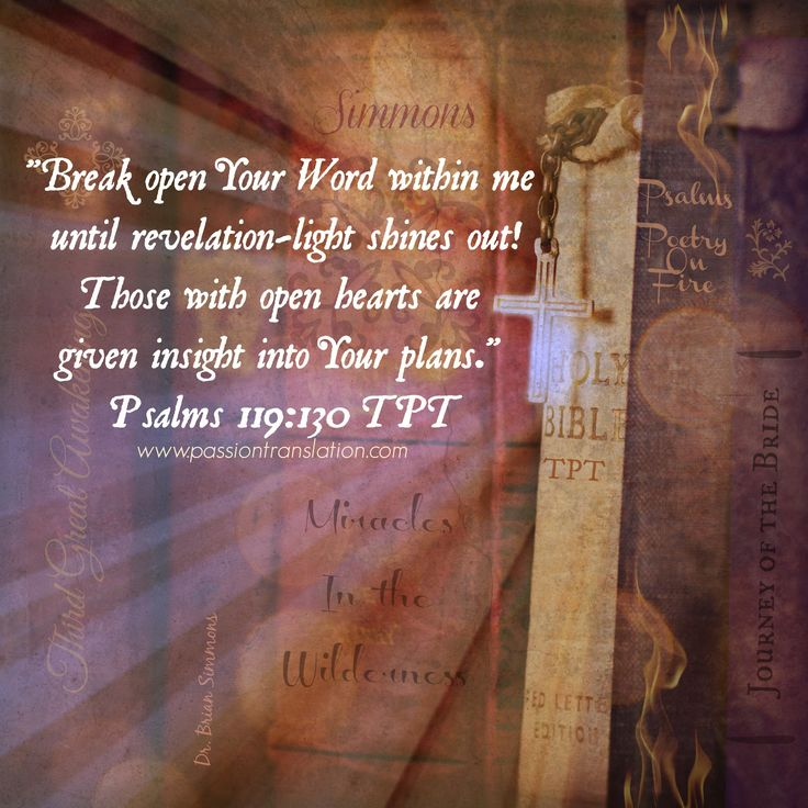 17 Best Images About Favorite Psalms From The Bible On: 24 Best Images About The Passion Translation On Pinterest