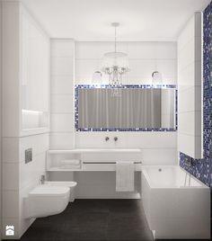 Łazienka styl Glamour - zdjęcie od EG projekt - Łazienka - Styl Glamour - EG projekt