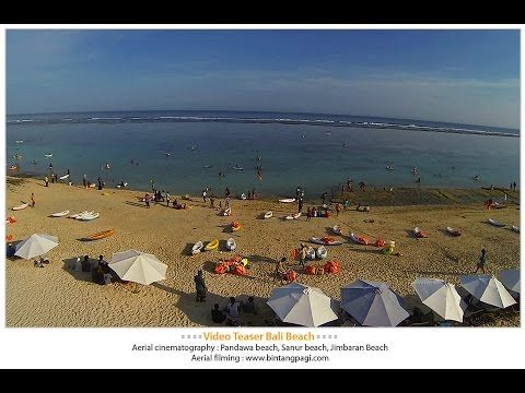 Bali Beach Aerial Cinematography www.bintangpagi.com