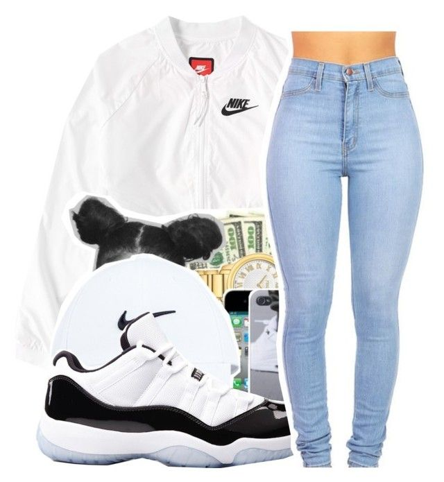 """""""Untitled #467"""" by mindset-on-mindless ❤ liked on Polyvore featuring beauty, NIKE and Concord"""