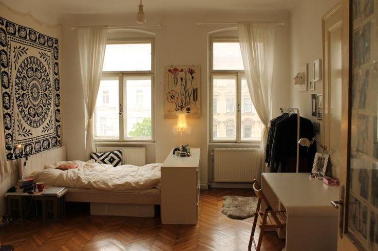 Gemütliche Altbauwohnung sucht Zwischenmieter - Wohnung in Wien-Wien (Diy Decoracion Boho)