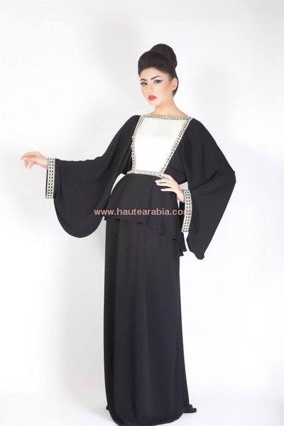 www.hautearabia.com Telly SS Abaya VIII