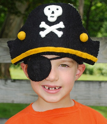 Pirate Dress Up.