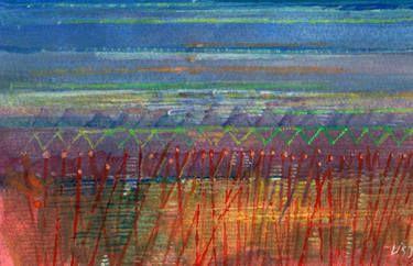 """Saatchi Art Artist Jurek Lis; Painting, """"Sanctuary XIII"""" #art"""