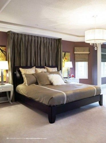 1000 ideas about curtains behind bed on pinterest window behind bed apartment bedroom decor. Black Bedroom Furniture Sets. Home Design Ideas