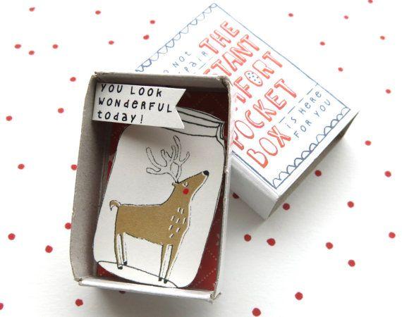The Instant Comfort Pocket Box cowboy by kimslittlemonsters