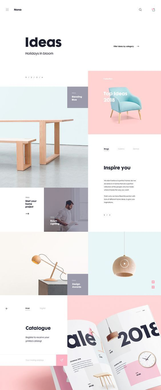 this is our daily website design inspiration article for our loyal rh pinterest it