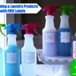 DIY Cleaning Supplies | Yesterday On Tuesday
