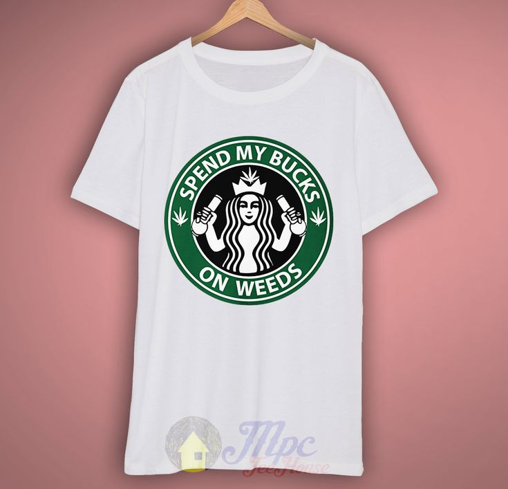 Like and Share if you want this  Spend My Bucks On Weeds Starbucks T Shirt     Spend My Bucks On Weeds Starbucks T Shirt Available Size S-2Xl. Mpcteehouse made and sale premium t shirt gift for him or her. I use only quality shirts such as Fruit of the Loom and gildan. The process used to make the shirt is the latest in ink to garment technology which is also eco-friendly. Spend My Bucks On Weeds ...    Tag a friend who would love this!     FREE Shipping Worldwide     Get it here…