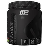 MusclePharm adds Assault Black Label Pre-Workout