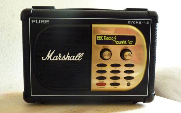 Marshall amp DAB radio. Hopefully this will be my birthday present. *pokes husband*