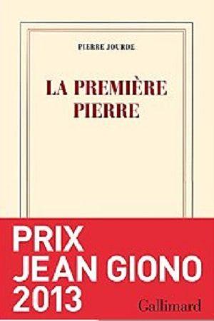 Jourde, Pierre - La première pierre