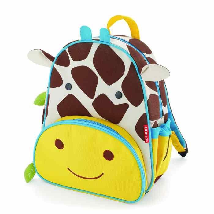Skip Hop Zoo Sırt Çantası - Zürafa #çanta #kreşçantası #çocukçantası #anaokuluçantası #zürafa #backpack #giraffe
