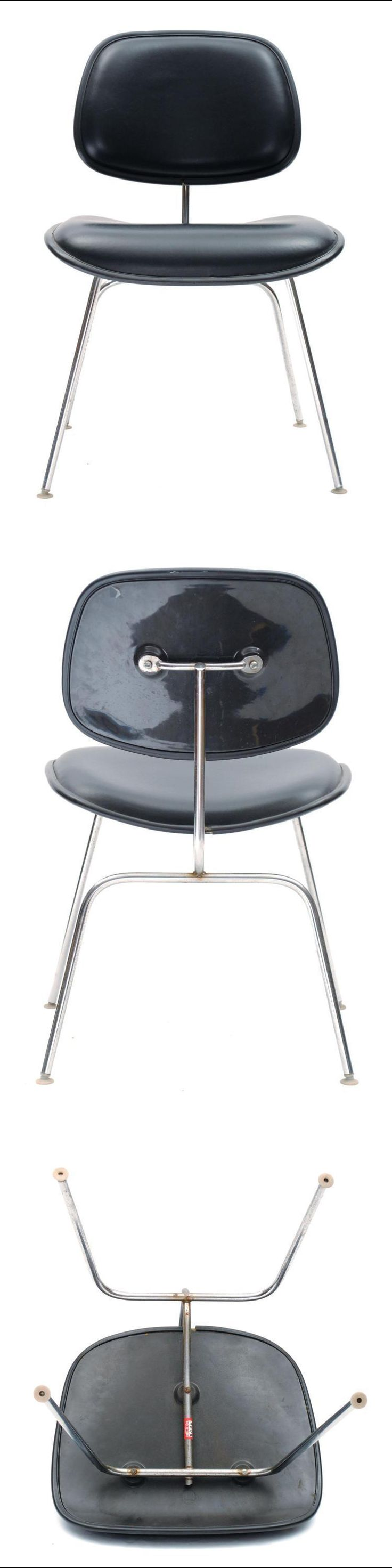 Vintage #Eames Two Piece Molded Plastic Chair from the 1970s @hermanmiller Learn more about Charles and Ray on our website