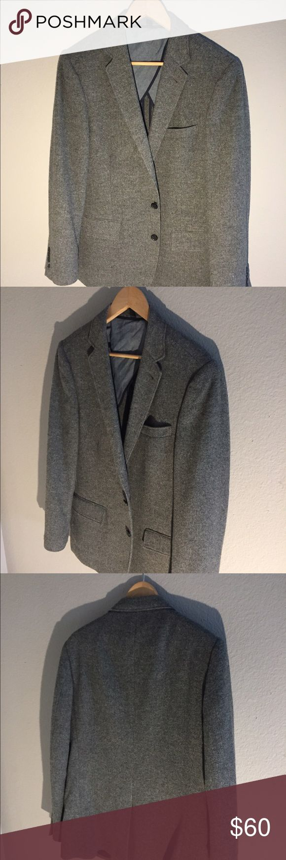 Men's J. crew twill sport coat sportscoat blazer Excellent condition sports coat for sale. Great for the upcoming spring and summer season Suits & Blazers Sport Coats & Blazers