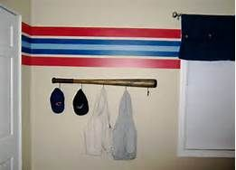 Boys Baseball Bedroom Decorating