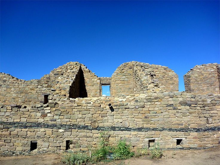 New Mexico: Aztec Ruins National Monument, near Farmington New Mexico
