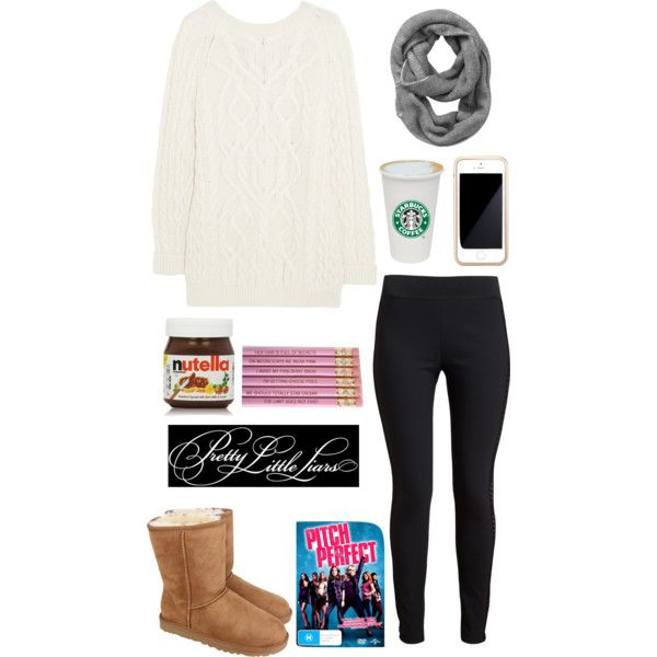 """Stereotypical White Girl Pride"" by marlei9913 on Polyvore"