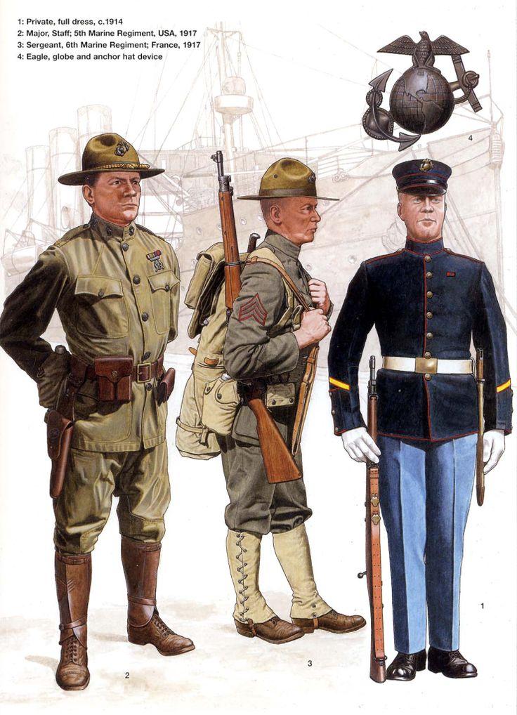17 Best images about USMC WWI on Pinterest | World war ...