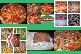 Pizza Pronto cea mai  dinamică pizzerie cu livrare la domiciliu din cartierul Titan- Balta Albă din sectorul 3 Bucureşti  a lansat o provocare clenţilor săi. Pronosticul corect al celor două finale ale CM de Fotbal 2014 îi pot aduce norocosului un premiu delicios! Accesează https://facebook.com/pizzapronto.ro şi participă!