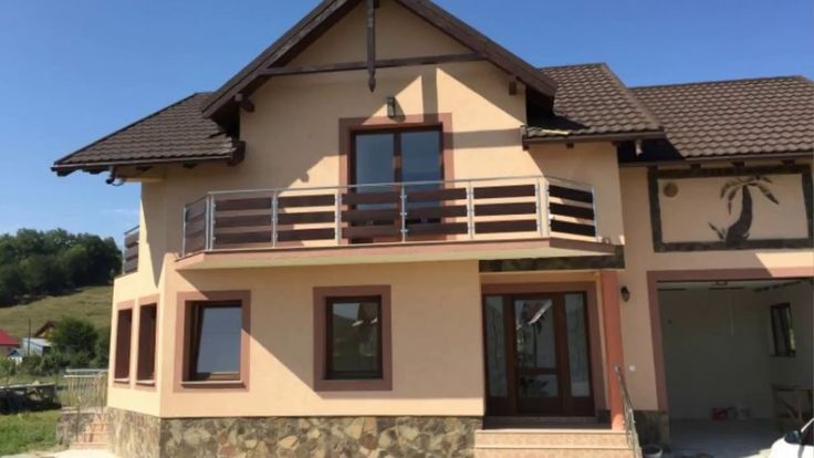 Balustrade inox in Valcea 0727.742.735