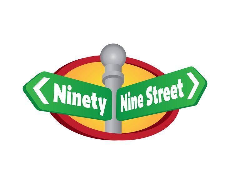 Logo Design | Ninety Nine Street | 727 Creative Group