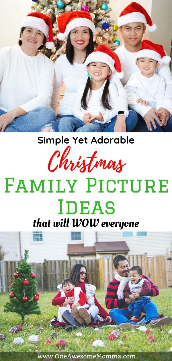 Christmas Family Photo Ideas That Will Wow Everyone | Christmas ...
