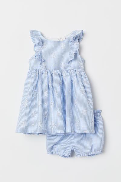 d0e03733e028 Klänning och pufftrosa | Bebiskläder | Dress outfits, Dresses och Pants