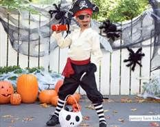 home made toddler pirate costumes - Bing Images