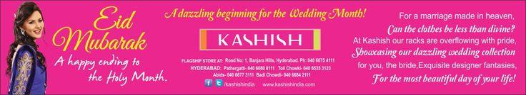 KashishIndia wishes a very happy #Eid to everyone across the globe!