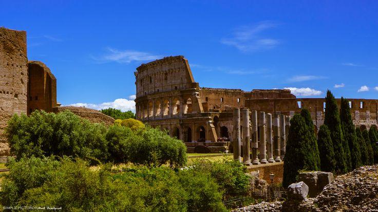 Colosseum by Mark Benedyczak on 500px