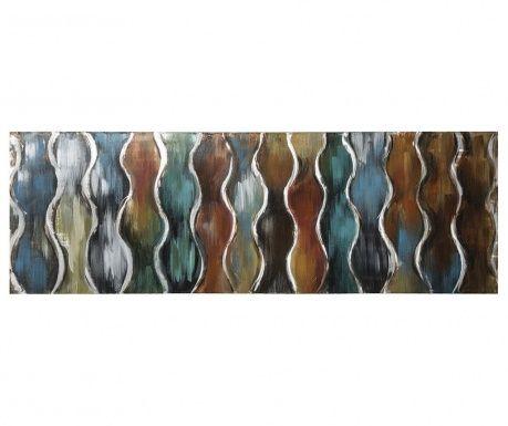 Metallo Kép 50x150 cm