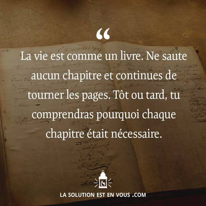 Life is like a book......                                                                                                                                                                                 Plus