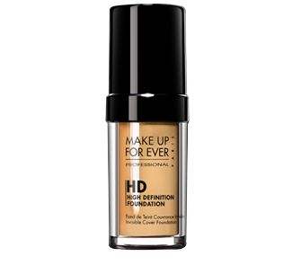Hands down the ABSOLUTE BEST foundation I have EVER used. This foundation is so smooth, and when applied correctly it truly is invisible. It can be applied with your hands, with a sponge, or (this is the way I apply it) with a stippling brush. Truly incredible. It's a bit pricy at $40 a bottle, but it is divine, and definitely worth every penny.