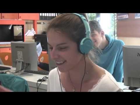 Caritas Werkstatt Menschen mit Behinderung - YouTube