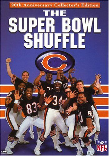 "Chicago Bears: The Super Bowl Shuffle (20th Anniversary Collector's Edition)   Chicago Bears: The Super Bowl Shuffle (20th Anniversary Collector's Edition) In 1985, the Chicago Bears were headed for the Super Bowl for the first time in more than 20 years.  Riding high on the success of the season, members of the Bears recorded ""The Super Bowl Shuffle,"" which soon became celebrated anthem for Bears fans everywhere. This first-ever rap song and music video by a sports team even garnere.."