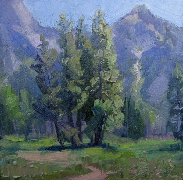 Paintings Of Yosemite National Park: 17 Best Images About Yosemite & Other Landscape Artwork On