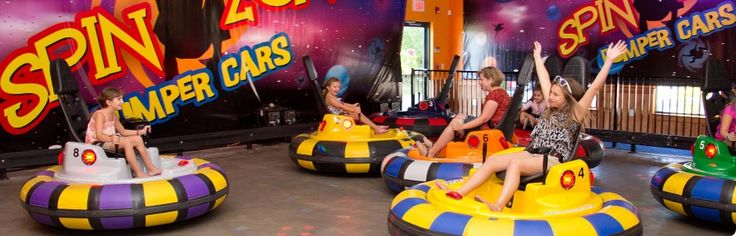 For kids that love action-packed outings, The Fun Company at Menlyn Shopping Centre gives them just what they need. There's bumper cars, Ten Pin bowling, a 4D theatre, and arcade games where kids can shoot, hit, ride and jump their way to high scores.