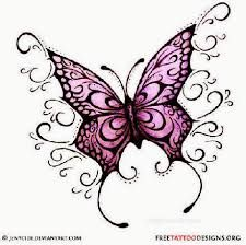Image result for butterfly tattoo meaning new beginning                                                                                                                                                                                 More