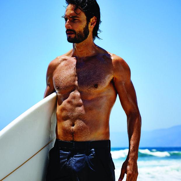 Shape de surfista (sem precisar surfar)