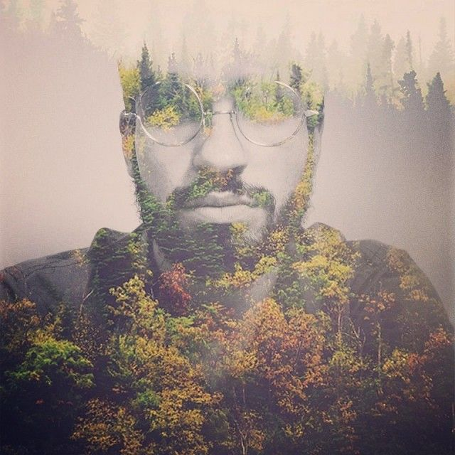 Double Exposure by Rogério Antunes