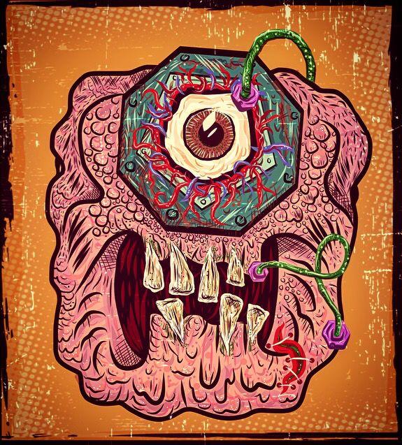 Adobe draw digital art sketchbook cyclops