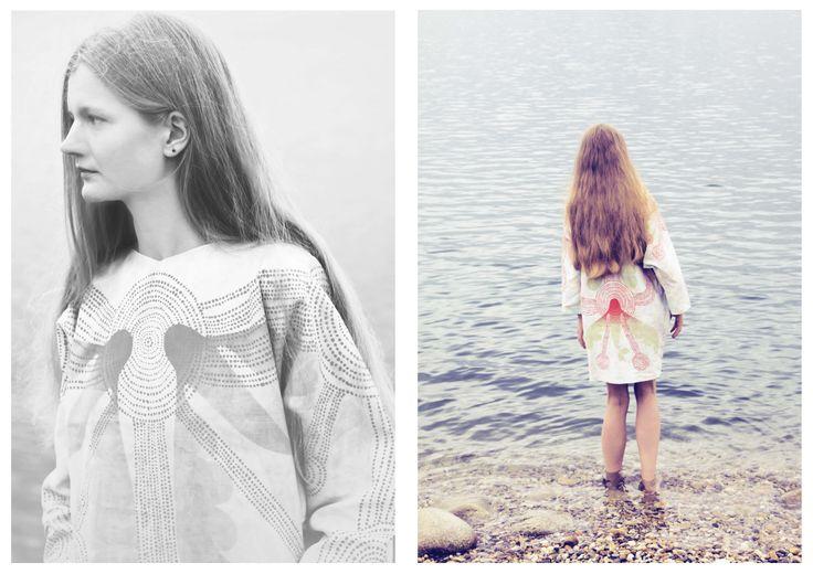 Nela the explorer/editorial Photo/styling: Alexandra Balisova Model: Nela Filipcikova Assistant: Martin Belej Designer: Sprayfun