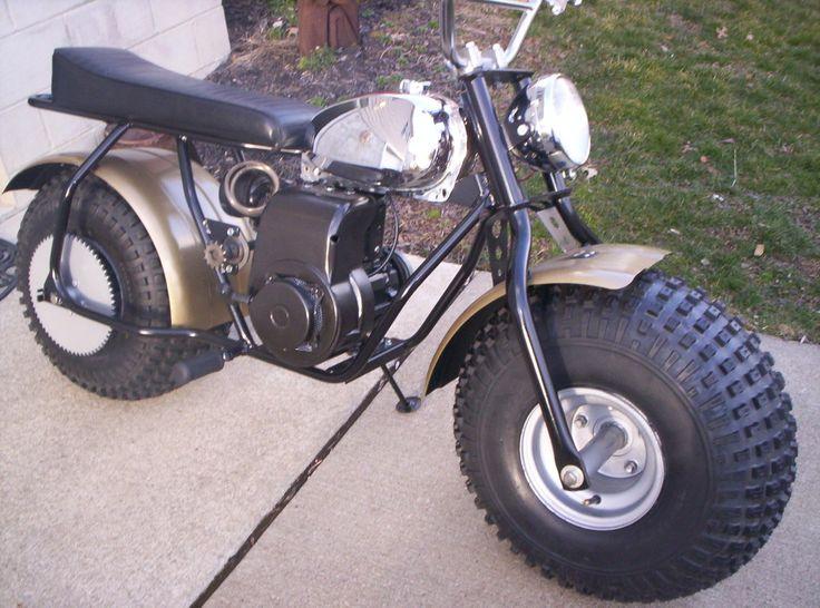 My 1st Reteck Cheetah Restoration Mini Moto Mini Bike