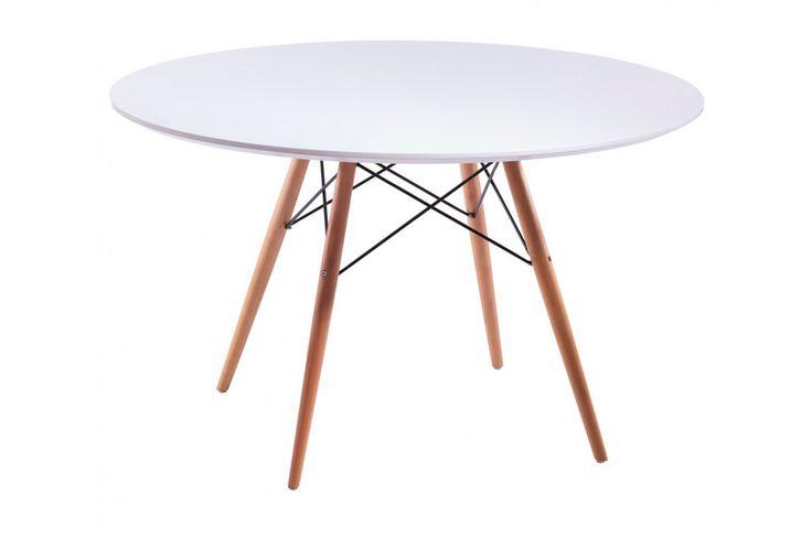 Mesa auxiliar estilo nórdico #Mesas imprescindibles: el centro de la conversación. Acoge, renueva y amplia. Una propuesta para inspirar tu sobremesa