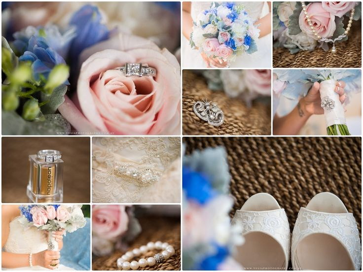Pink and blue wedding theme ideas. ~Sydney wedding photography by Yulia Photography~ www.yuliaphotography.com.au