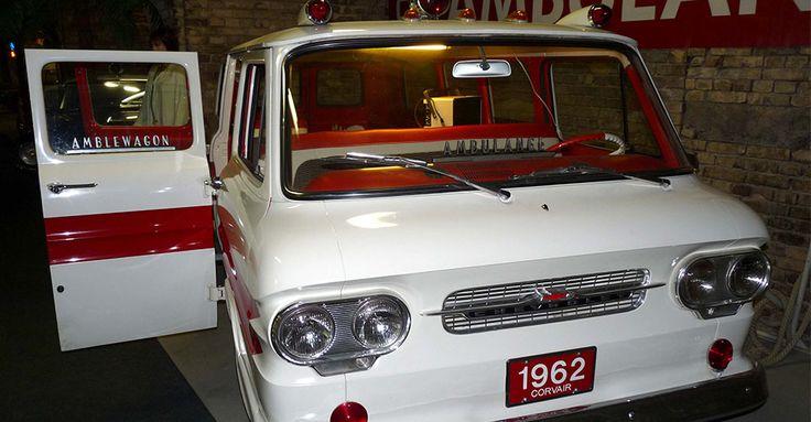 1962 Chevrolet Corvair (MENTŐAUTÓ) | Álomautó Múzeum | Veterán autó bérlés | Oldtimer autók | Amerikai veterán autók | Régi amerikai autók | Veterán autó bérlés esküvőre és rendezvényre