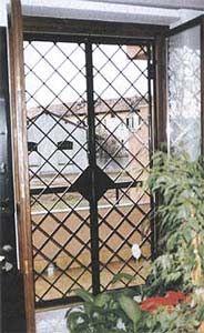 Cancelletti e inferriate di sicurezza - OMMG Ferro ed Alluminio