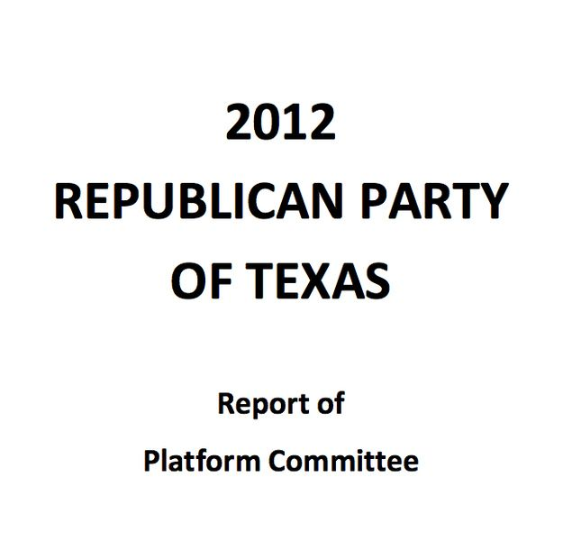 NO WONDER TEXAS AS THE HIGHEST RATE OF STUPID IN THE KNOWN UNIVERSE.