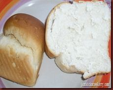 Hard dough bread - will try this soon!!!!